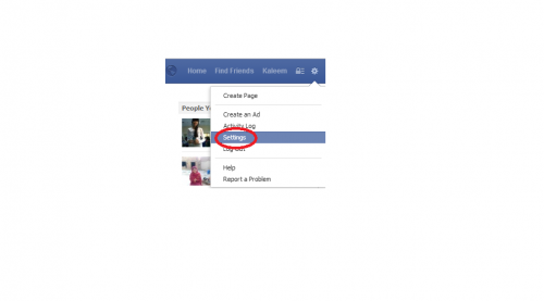 Facebook Account Settings Watch Online