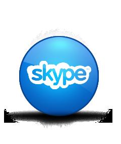 Skype Logo Free
